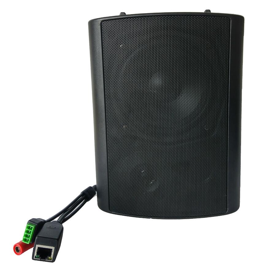 <b>IP POE Powered Wall Mount Speaker FIP-920POE</b>