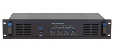 PA System Four Channel Power Amplifier 4×60W FA-4060A
