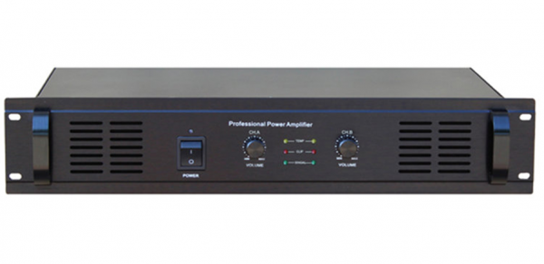PA System Two Channel Power Amplifier 2×120W FA-2120A