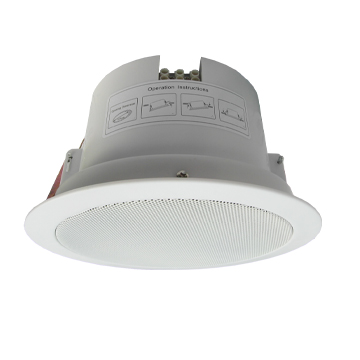 "6"" Ceiling Speaker with ABS Cover 6W FCS-516P"
