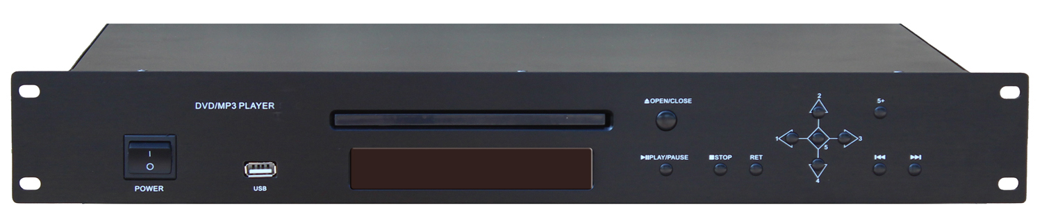DVD Player with Mp3 Player & USB FTD-200D